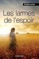 Couverture Les larmes de l'espoir Editions IS 2013