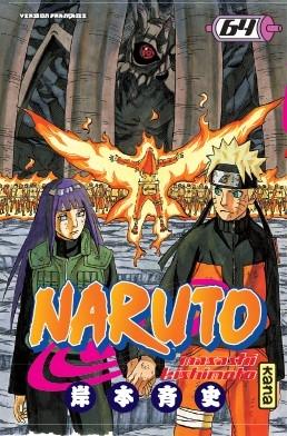 Couverture Naruto, tome 64