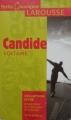 Couverture Candide / Candide ou l'optimisme Editions Larousse (Petits classiques) 2006