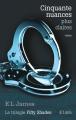 Couverture Cinquante nuances de Grey, tome 3 : Cinquante nuances plus claires Editions France loisirs 2013