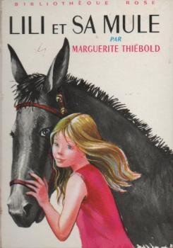 Couverture Lili et sa Mule