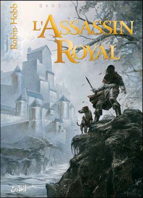 Couverture L'Assassin Royal (BD), tome 02 : L'Art