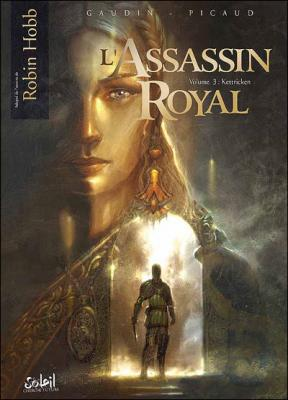 Couverture L'Assassin Royal (BD), tome 03 : Kettricken