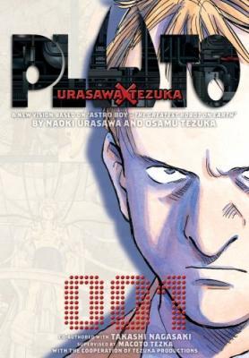 Couverture Pluto, tome 1