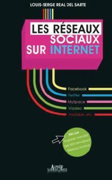 Couverture Les réseaux sociaux sur Internet