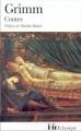 Couverture Contes  Editions Folio  (Classique) 1998