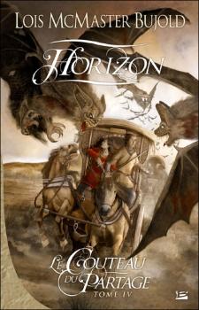 Couverture Le couteau du partage, tome 4 : Horizon