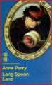 Couverture Long Spoon Lane Editions 10/18 (Grands détectives) 2008