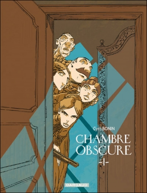 Couverture Chambre obscure, tome 1