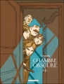 Couverture Chambre obscure, tome 1 Editions Dargaud 2010