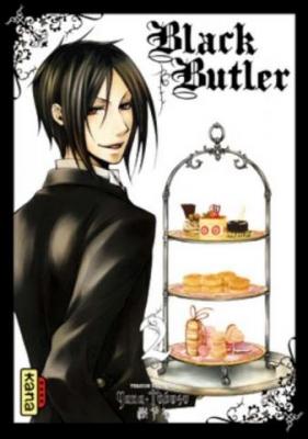Couverture Black Butler, tome 02