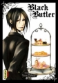 Couverture Black Butler, tome 02 Editions Kana (Dark) 2010