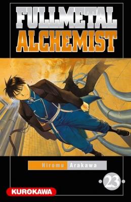 Couverture Fullmetal Alchemist, tome 23