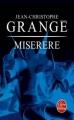 Couverture Miserere / La Marque des anges Editions Le Livre de Poche (Thriller) 2010