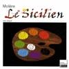 Couverture Le sicilien Editions Nathan (Carrés classiques) 2009