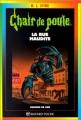 Couverture Sensations fortes, rue du choc ! / La rue maudite Editions Bayard (Poche - Passion de lire) 1997