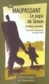 Couverture Le papa de Simon et autres nouvelles Editions Flammarion (GF - Etonnants classiques) 1995