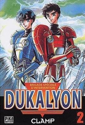 Couverture Dukalyon, tome 2