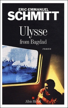 Couverture Ulysse from Bagdad