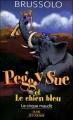 Couverture Peggy Sue et le chien bleu, tome 2 : Le cirque maudit Editions Plon (Jeunesse) 2008