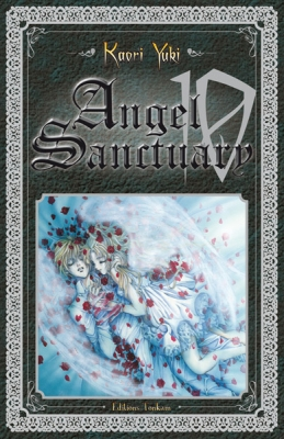 Couverture Angel Sanctuary, deluxe, tome 10