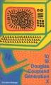 Couverture Génération X Editions 10/18 (Domaine étranger) 1993