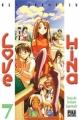 Couverture Love Hina, tome 07 Editions Pika (Shônen) 2003