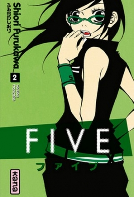 Couverture Five, tome 02