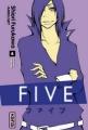 Couverture Five, tome 04 Editions Kana (Shôjo) 2009