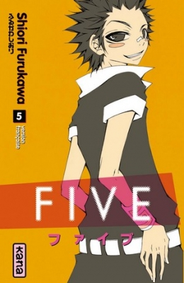 Couverture Five, tome 05