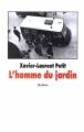 Couverture L'homme du jardin Editions L'École des loisirs (Médium) 2001