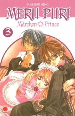 Couverture Meru Puri : Märchen Prince, tome 3