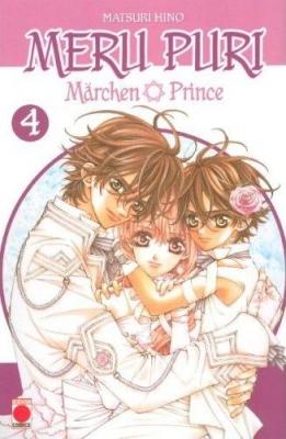 Couverture Meru Puri : Märchen Prince, tome 4