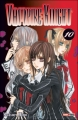 Couverture Vampire Knight, tome 10 Editions Panini (Manga) 2009
