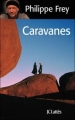 Couverture Caravanes Editions JC Lattès 2010