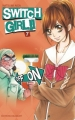 Couverture Switch Girl, tome 07 Editions Delcourt (Sakura) 2010
