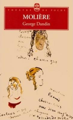 Couverture George Dandin
