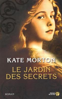 """Couverture roman de kate morton """"le jardin des secrets"""""""