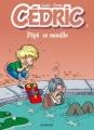 Couverture Cédric, tome 07 : Pépé se mouille Editions Dupuis 1994