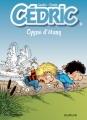 Couverture Cédric, tome 11 : Cygne d'étang Editions Dupuis 1997