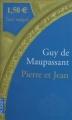 Couverture Pierre et  Jean Editions Pocket 2004