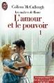 Couverture Les maîtres de Rome, tome 1 : L'amour et le pouvoir, partie 1 Editions J'ai Lu 1992