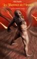 Couverture Le Cycle d'Ardalia, tome 3 : Les flammes de l'immolé Editions Emmanuel Guillot 2013