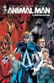 Couverture Animal Man (Renaissance), tome 2 : Contre-Nature Editions Urban Comics (DC Renaissance) 2014