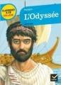 Couverture L'Odyssée, abrégée Editions Hatier (Classiques & cie - Collège) 2011