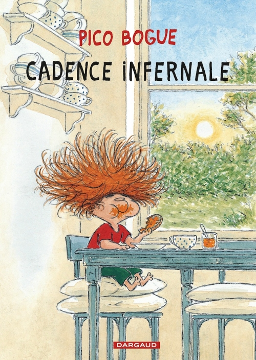 Couverture Pico Bogue, tome 07 : Cadence infernale