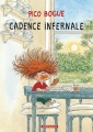 Couverture Pico Bogue, tome 07 : Cadence infernale Editions Dargaud 2014