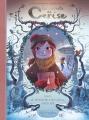Couverture Les carnets de Cerise, tome 3 : Le dernier des cinq trésors Editions Soleil (Métamorphose) 2014