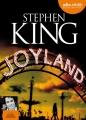 Couverture Joyland Editions Audiolib 2014