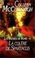 Couverture La Colère de Spartacus Editions J'ai Lu 2000
